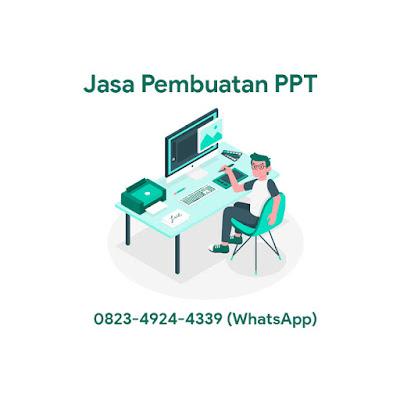 Jasa Pembuatan PPT