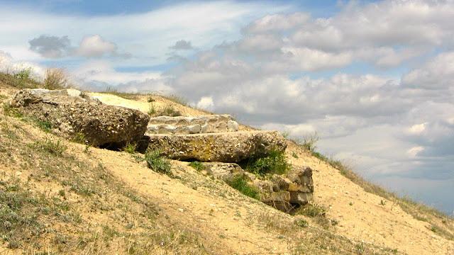 Guerra civil española en Cerro Almodóvar