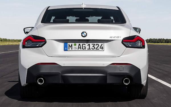 Novo BMW Série 2 2022 Coupé