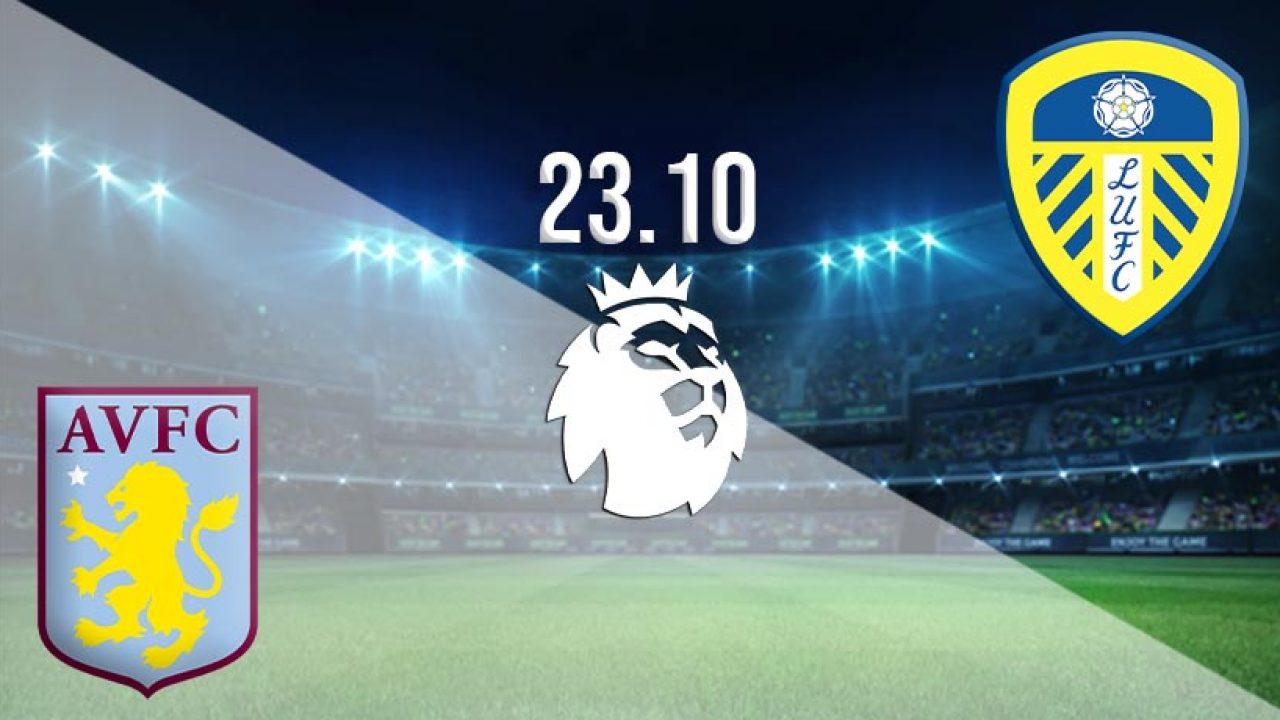 بث مباشر مباراة استون فيلا وليدز يونايتد
