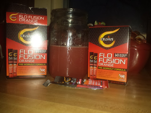 Stylish Southern Mama: Flo Fusion Energy Drink - Celsius