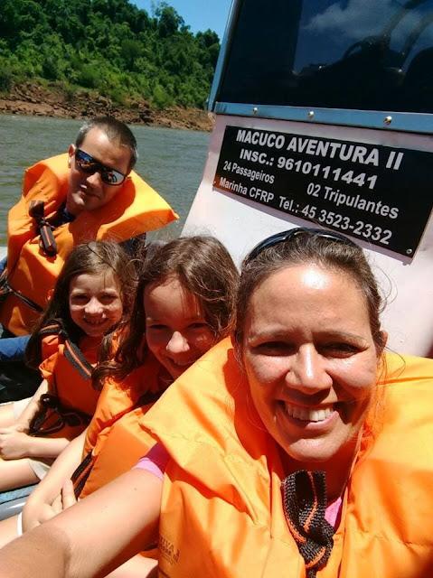 Macuco Safari, Cataratas do Iguaçu
