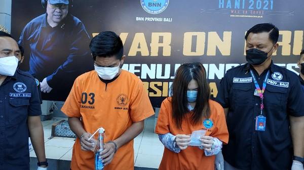 Selebgram Jessica Forrester Ditangkap Gegara Narkoba di Bali
