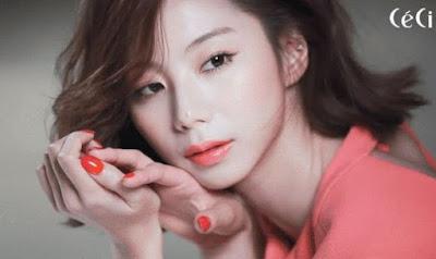 park_soo_jin_makeup_looks
