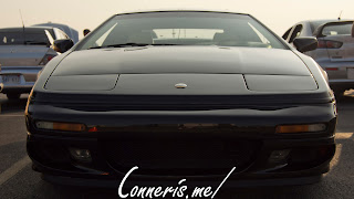 Lotus Esprit S4 Turbo front