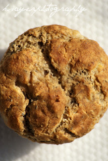 Flaxseed Banana Muffins with Chobani