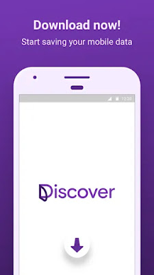 Discover from Facebook Interface