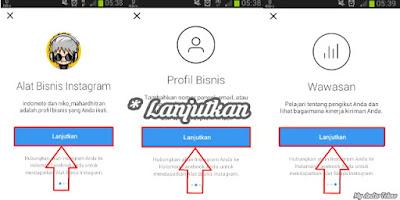 Cara Membuat dan Mengganti Profil Instagram Menjadi Akun Bisnis