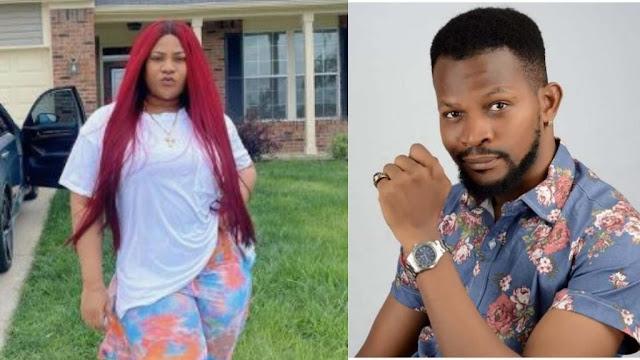 Madam Take it easy,  You Talk too much- Uche Maduagwu slams Nkechi Blessing