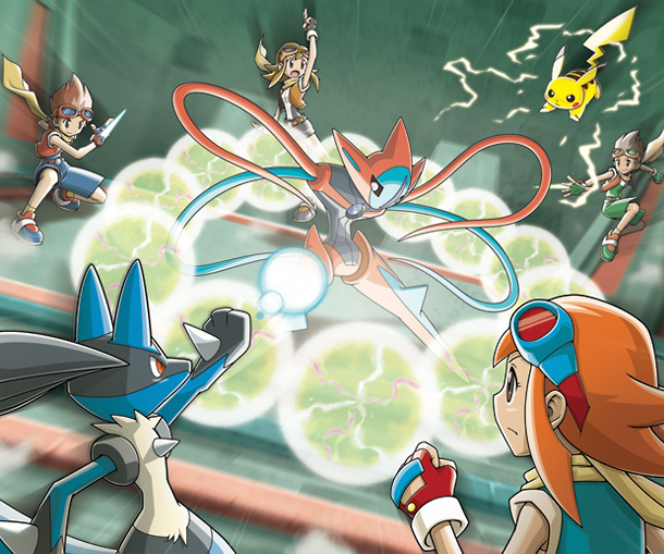 Guardian Signs - Deoxys