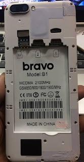 Bravo B1 Flash File-1000% test by RJ Telecom Hang On Logo Frp Remove Done