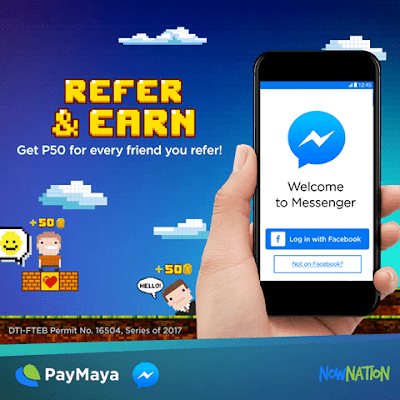 Chix & Tell: Shop with ease and Earn Money in a Breeze with #PaymayaInMessenger