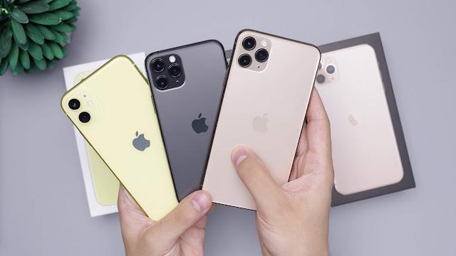 10 Benda Yang Anda Boleh Beli Dengan Harga Sebuah iPhone 11 Pro