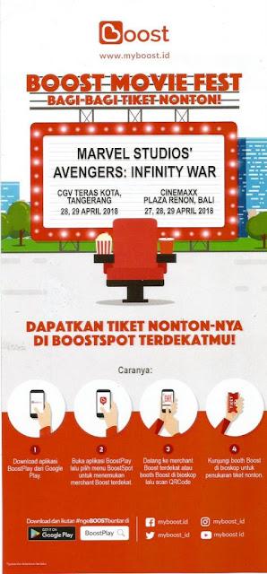 Bosst Movie Fest