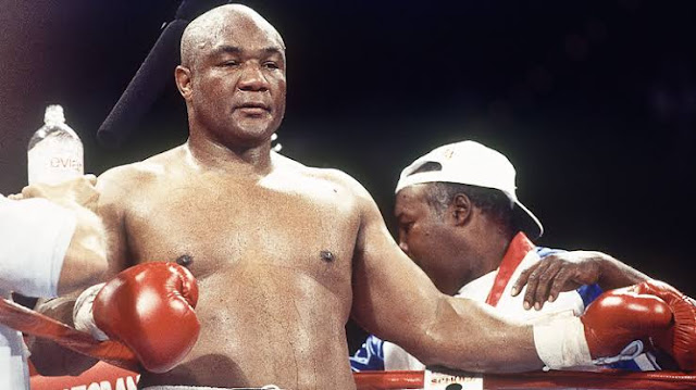 The Richest Boxers - George Foreman