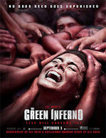 Caníbales (The Green Inferno)