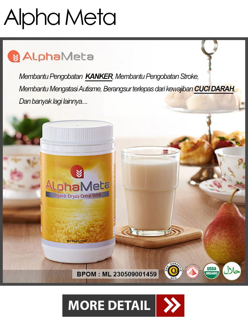 Jual Alpha Meta JMOA