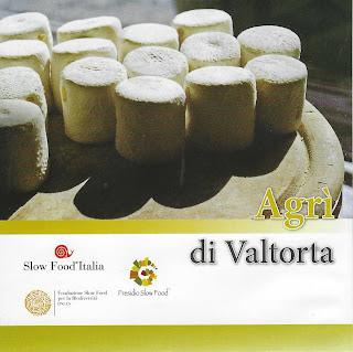 Agrì di Valtorta information card - page 1/4.