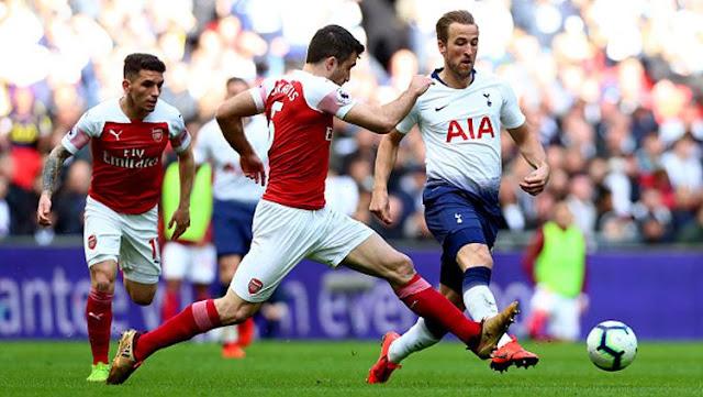 Jadwal Lengkap Liga Inggris Pekan Ke-4 : Big Match Arsenal vs Tottenham Hotspur
