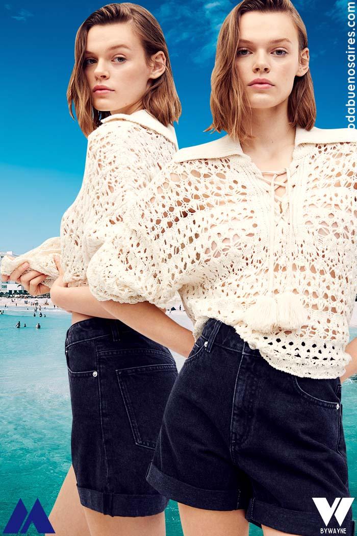 sweater tejidos verano 2022