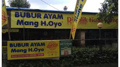 Rekomendasi sarapan pagi di Bandung