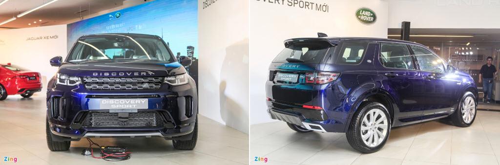 Các mẫu SUV hạng sang 2-3 tỷ đáng chú ý ra mắt tại VN từ đầu năm 2020