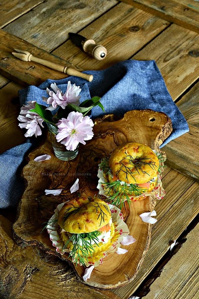 Wypiekanie na śniadanie i ... wytrawne muffiny!