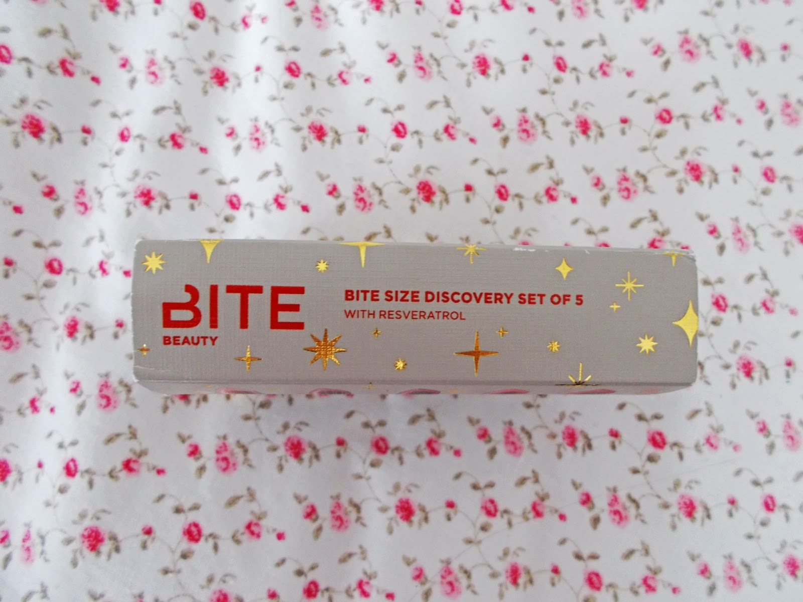 Bite Beauty Discovery Set of 5 lipsticks