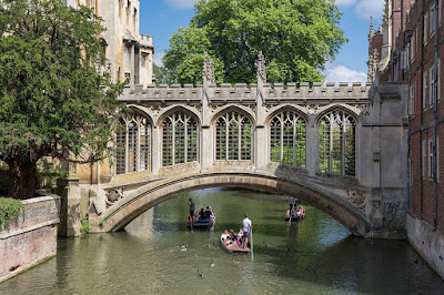 Bridge of Sighs At University of Cambridge In UK Travel Blog