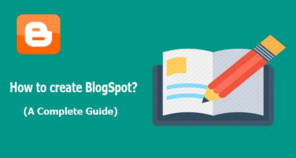 BlogSpot Blog image