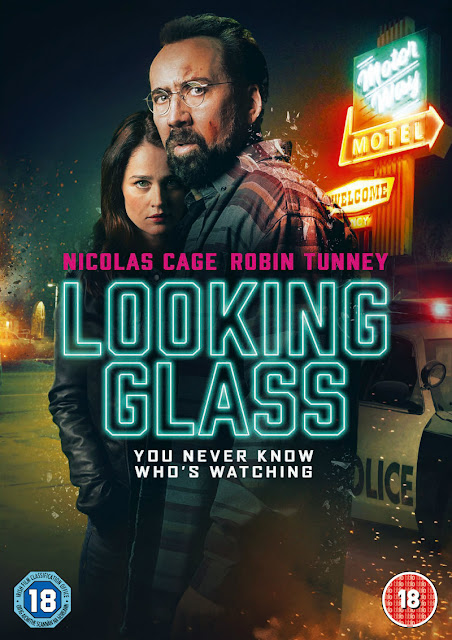 looking glass nicolas cage dvd