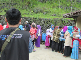 Bakti sosial relawan DPU DT Jogja