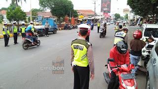 Ribuan Pelanggar Terjaring Operasi Zebra Polres Cirebon