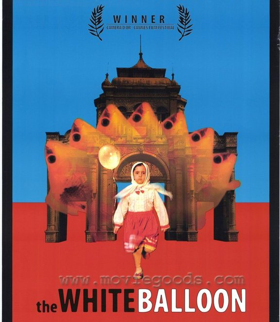 an analysis of the white balloon film Find helpful customer reviews and review ratings for the roswell crash: startling new evidence at amazon  like a weather balloon to him  us old white -hairs.