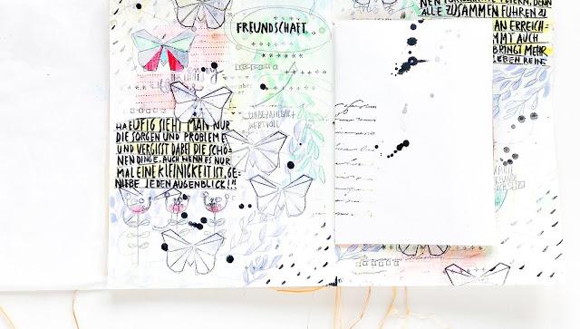 Online Kurs Art Journal Jumpstart - Janna Werner