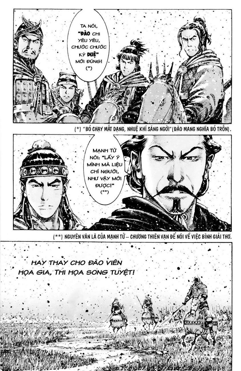 Hỏa phụng liêu nguyên Chương 396: Thi họa song tuyệt [Remake] trang 22