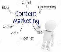 Cara menjadi konten marketing