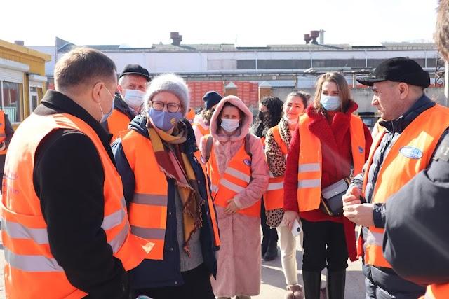 Шведська делегація відвідала Обухівщину