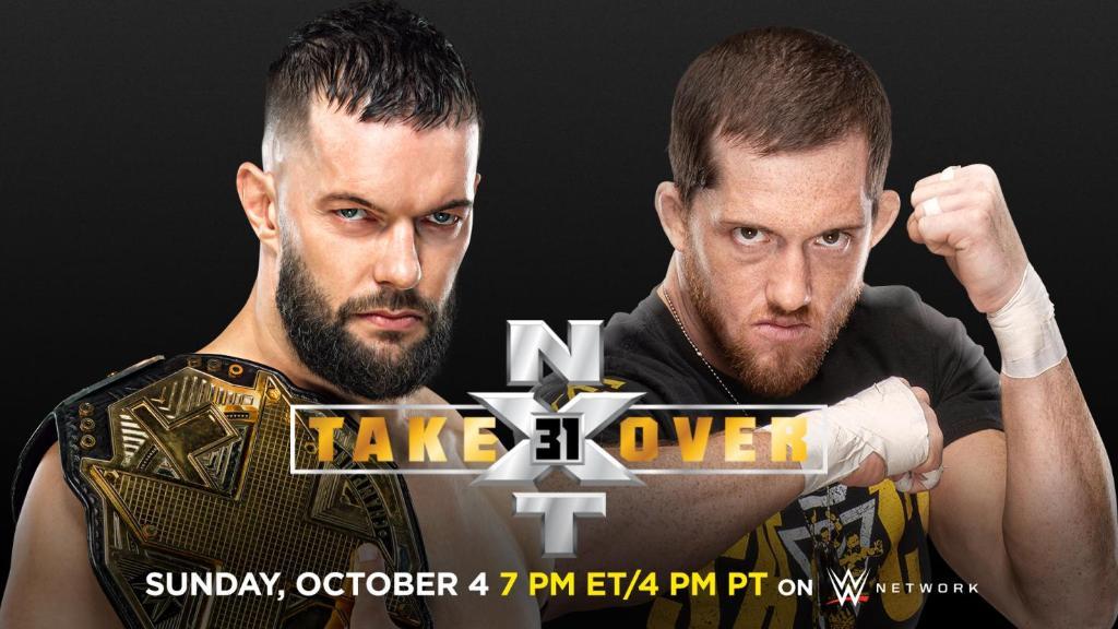 Finn Bálor é o favorito para derrotar Kyle O'Reilly no NXT TakeOver nas casas de apostas