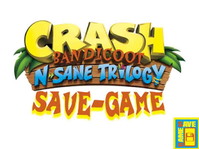 Crash Bandicoot PC Save Game
