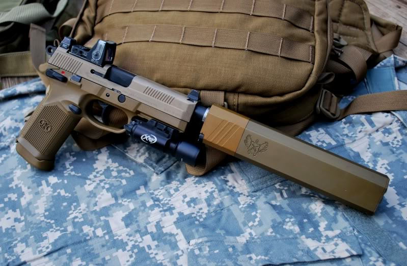 weapons silencer fnp - photo #6