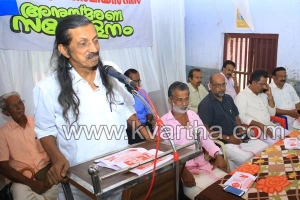 News, Kannur, Kerala, Pannyan Raveendran, Pannyan Raveendran on Left