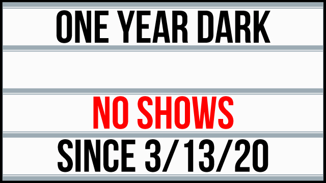 one year no shows