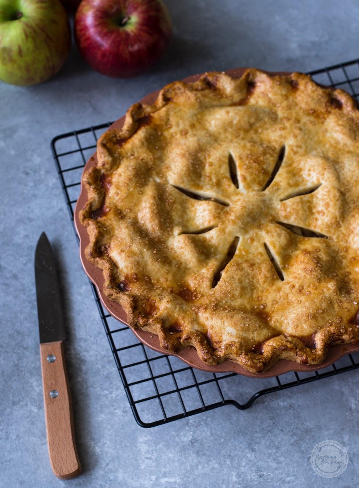 Amerykańska szarlotka (Apple Pie)