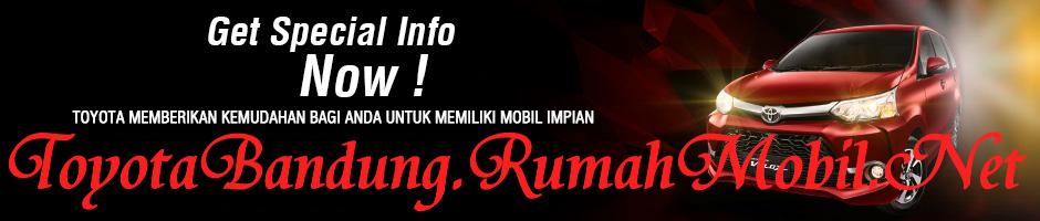Daftar Harga Toyota Avanza Veloz OTR Bandung