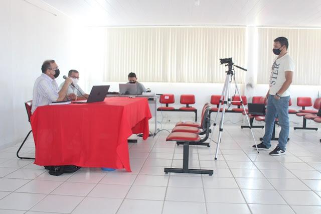 Caraúbas faz adesão ao Selo Unicef e participa de lançamento do projeto