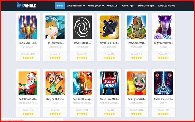 موقع أكثر من رائع لتحميل ألاف الألعاب والتطبيقات المدفوعة والمهكرة مجانا-لا تجعله يفوتك