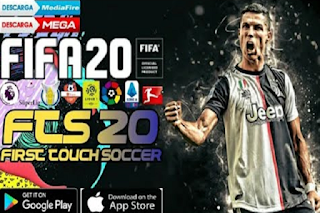 Download Game Android FTS MEGA MOD FIFA 20