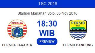Persija Jakarta vs Persib Bandung Tanpa Hariono dan Bobotoh