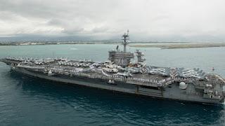 USS Theodore Roosevelt CVN-71